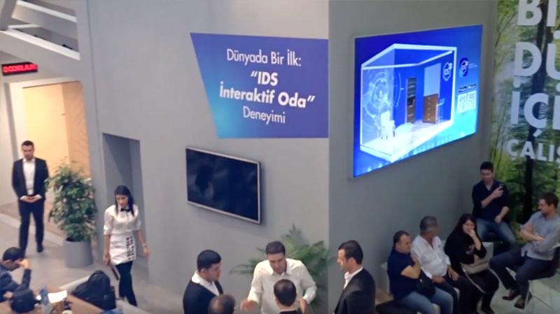 360 interactive room